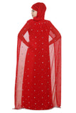 SUPERMAN CAPE DRESS FOR WOMEN