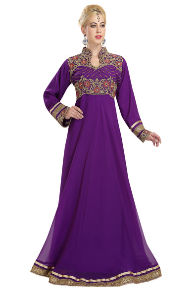 Long Maxi For Traditional Occasions with Indian look 5861