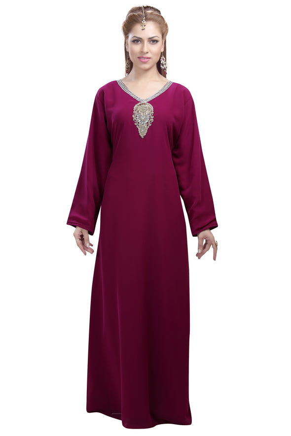 DAILY USE MAXI NIGHT GOWN - Maxim Creation