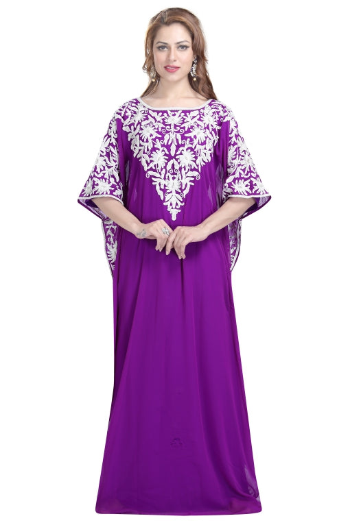 DESIGNER FARASHA EVENING MAXI DRESS - Maxim Creation