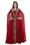 TAKSHITA WEDDING MARRIAGE KAFTAN - Maxim Creation
