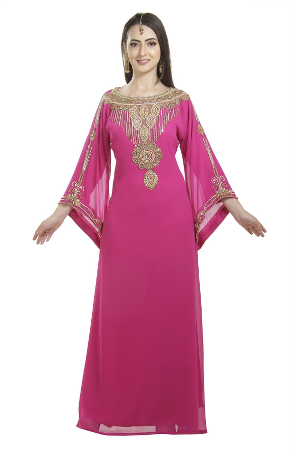 Farasha Maxi Dress Kaftan - Maxim Creation