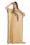 Long Maxi Gown Walima Party Kaftan - Maxim Creation