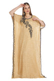 Long Maxi Gown Walima Party Kaftan 7438