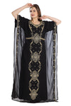 Traditional Abaya Long Dubai Farasha Persian Maxi Takchita