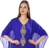 Turkish Wedding Farasha Bridesmaid Kaftan Dress Kurdish Abaya - Maxim Creation
