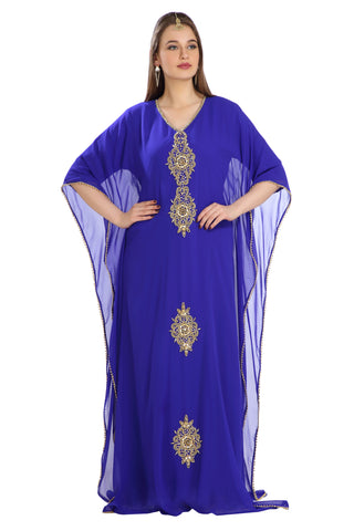 Turkish Wedding Gown Bridesmaid Kaftan Dress Kurdish Abaya