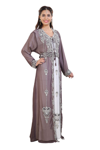JASMINE WEDDING DRESS DESIGNER THAWB 7935