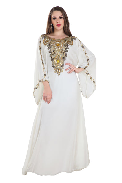 TUNISIAN CULTURAL WALIMA GOWN 7994