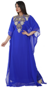 African Caftan Cocktail Party Gown - Maxim Creation