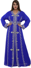 Traditional Haute Coutre Designer Abaya - Maxim Creation