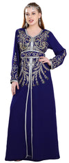 Turkish Dress Ladies Caftan Gown - Maxim Creation