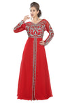 RED DRESS FOR THE BEST CHIC WEDDING LOOK - Maxim Creation