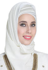 GEORGETTE PLAIN DUPATTA HIJAB S18 - Maxim Creation