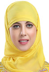 LARGE GEORGETTE LADIES SCARF S9 - Maxim Creation