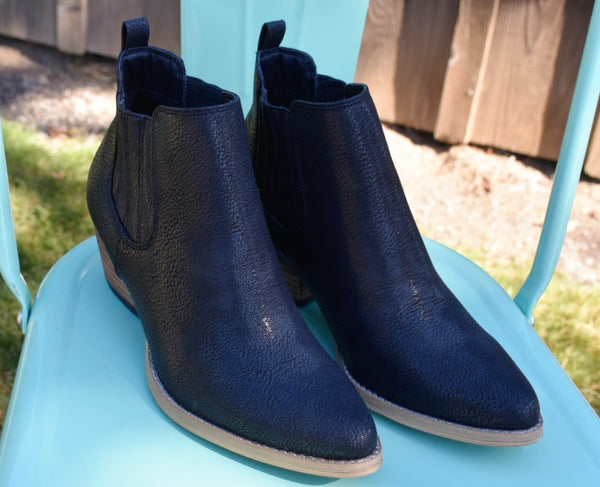 🎉SALE🎉 Black Beauty Booties