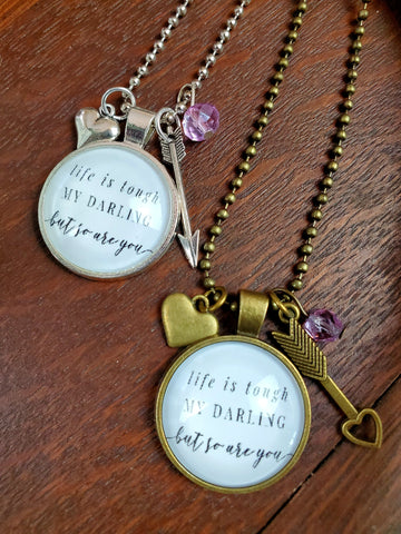 My Darling Pendant Necklace