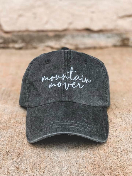 Mountain Mover Hat