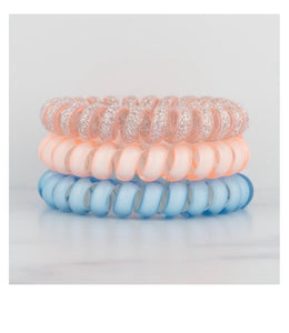 Hotline Hair Ties - Cupcake