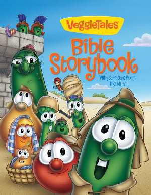 Veggie Tales: Bible Story Book