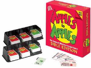 Apples to Apples Game - Bible Edition
