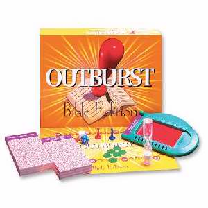 OUTBURST Game - Bible Edition