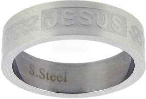 Jesus / Thorns Ring SR355