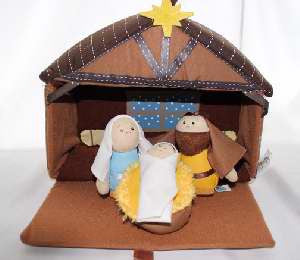 Children's Nativity Set