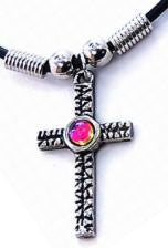 Mystic Cross Necklace
