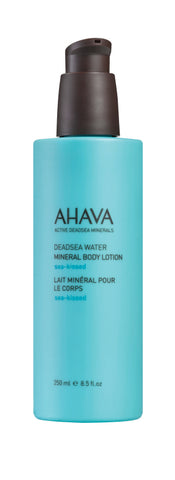 KISSED Ahava Mineral Body Lotion