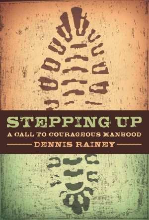 Stepping up a call to courageous manhood