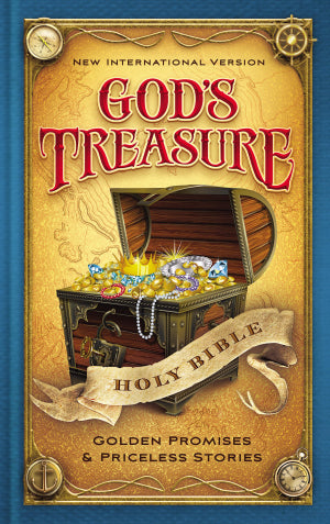 God's Treasure NIV Bible