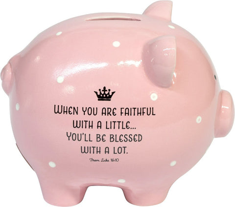 God's Little Princess Piggy Bank