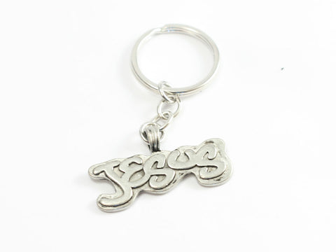 Jumbo Jesus Key Chain