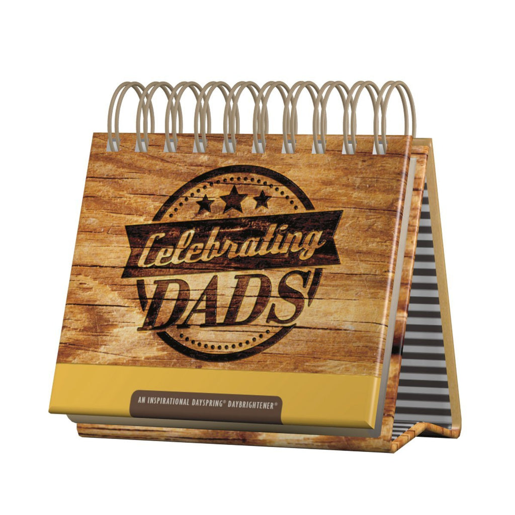 Calendar-Encouragement For Dads -Strong In The Lord Collection
