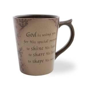 God is Using You for a Special Purpose Mug