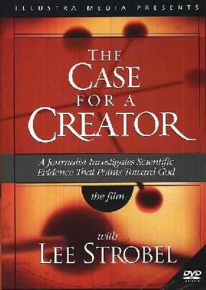 The Case For A Creator Christian Video Movie DVD by Lee Strobel