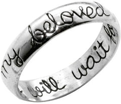 I Will Wait For My.... Purity Ring SR481