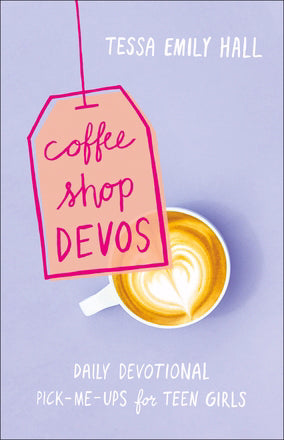 Coffee Shop Devotional for Teens