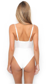 Lola's One Piece in White
