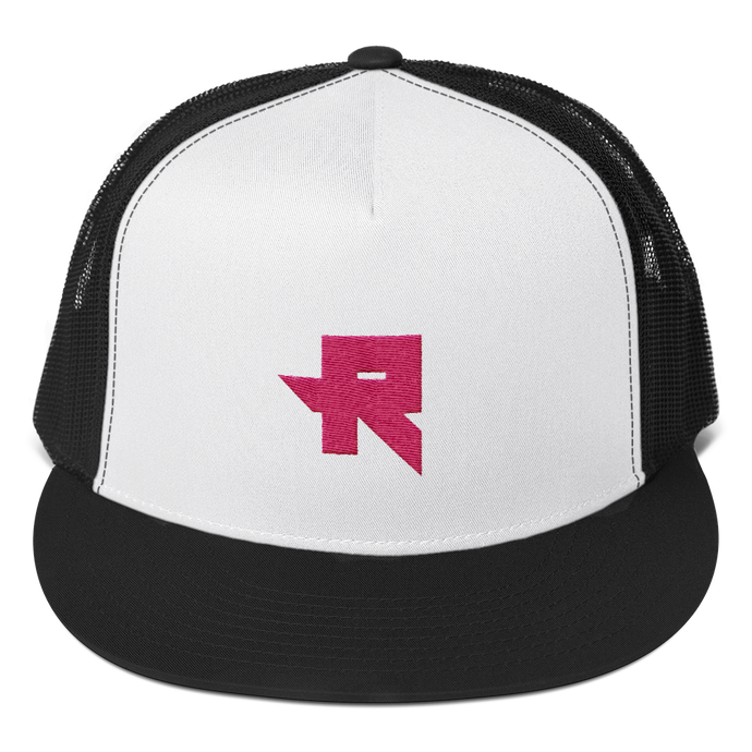Rated R - Rej3ct Trucker Cap