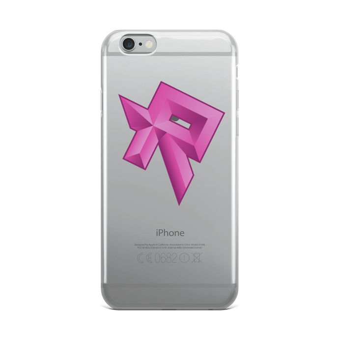 Rated R - Rejectz iPhone Case