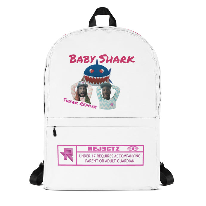 Baby Shark Backpack