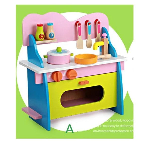 Kitchen Cooking Playset Role Play