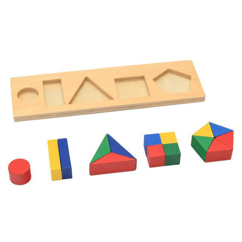 Montessori Educational Maths Puzzle Toy