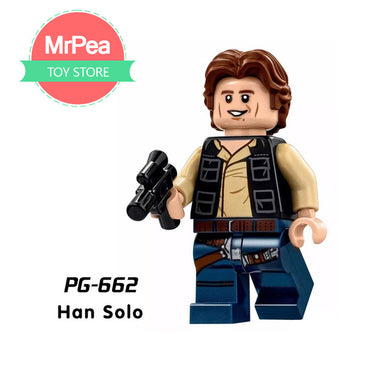 Star Wars Hans Solo