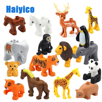 Zoo Animal Figure