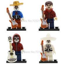 Load image into Gallery viewer, Coco Movie 4 Figure Set