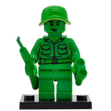 Green Army Men Toy Story