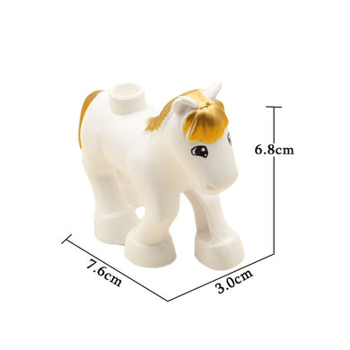 Large Unicorn Figure